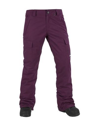 Volcom Snowboard Pantolonu Beyaz